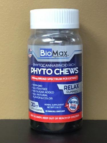 Phyto Chews CBD Gummies
